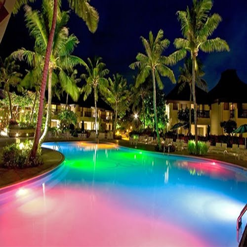 Foco led para piscinas de colores alternativos enersoluz for Focos piscina led colores