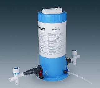 Dosificador de cloro y bromo todo en piscinas y jard n for Bromo para piscinas