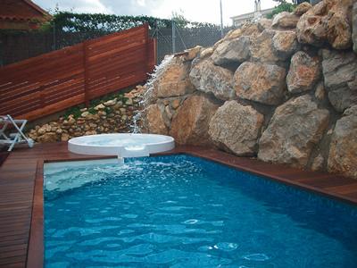 Piscina de acero de 8x4 todo en piscinas y jard n for Piscinas de acero galvanizado