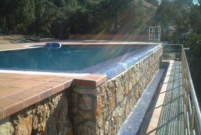 Piscina de obra de hormigon 6x3 todo en piscinas y for Construccion de piscinas de hormigon