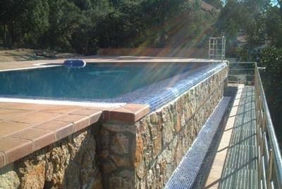 piscina de obra de hormigon 6x3 - Como Hacer Una Piscina De Obra