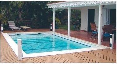 Alarma perim tricas biprotect plus todo en piscinas y for Alarma piscina