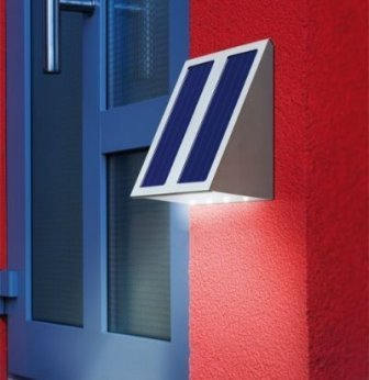 Down light Solar wall lights - All in swimming pools and gardens