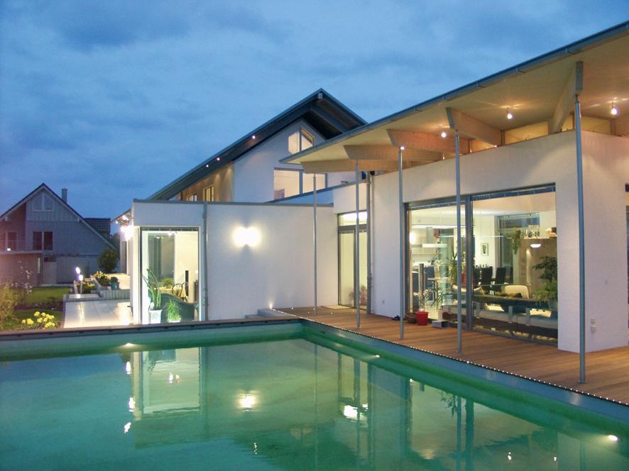 Foco led de color para piscinas astralpool todo en piscinas for Focos de piscinas