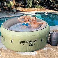 jacuzzi portatil de 900 litros todo en piscinas y jard n