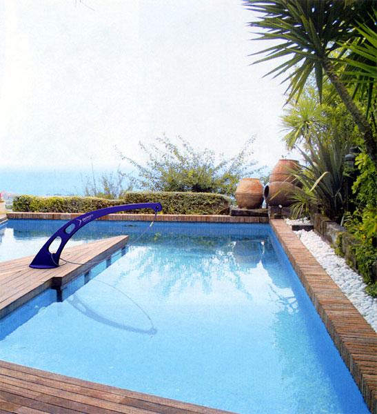 Sistema de nado pata piscina privada todo en piscinas y jard n - Piscinas de patas ...