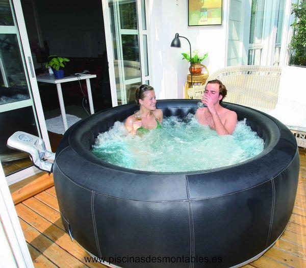 creatieve zwembaden om zelf te maken jacuzzi exterior