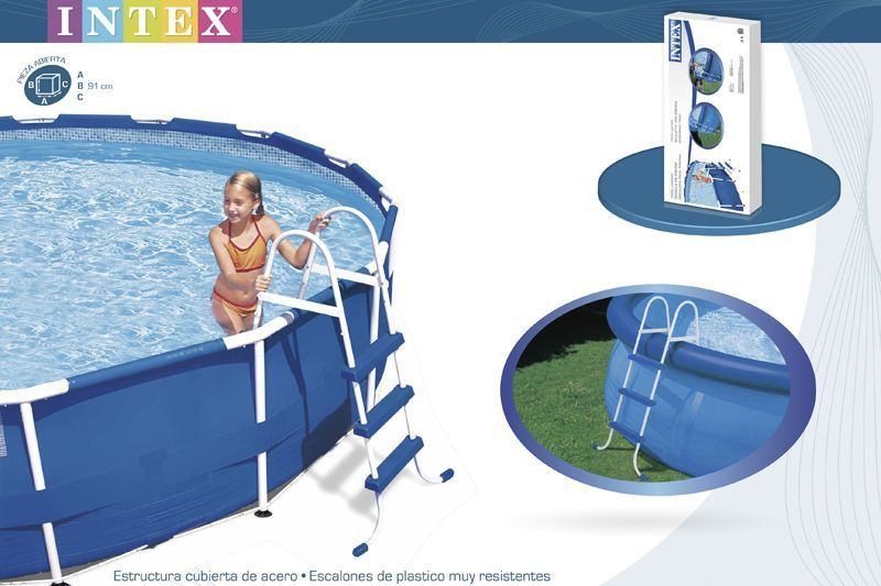 Easy set pool 457x91cm y 10681l 5 acc removable pool for 7in1 set garten pool 457 x 91 cm