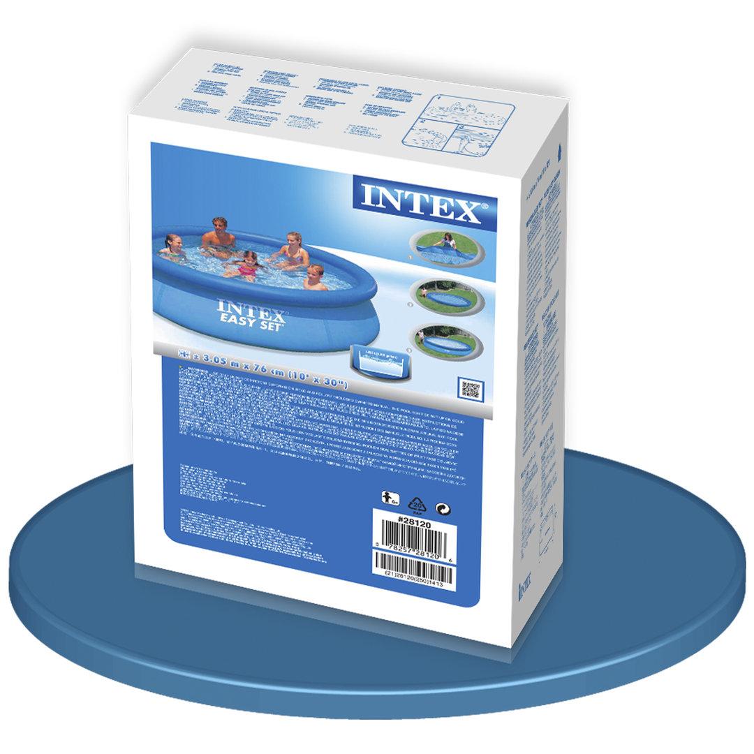 Piscina easy set 305x76cm piscinas desmontables for Easy piscinas