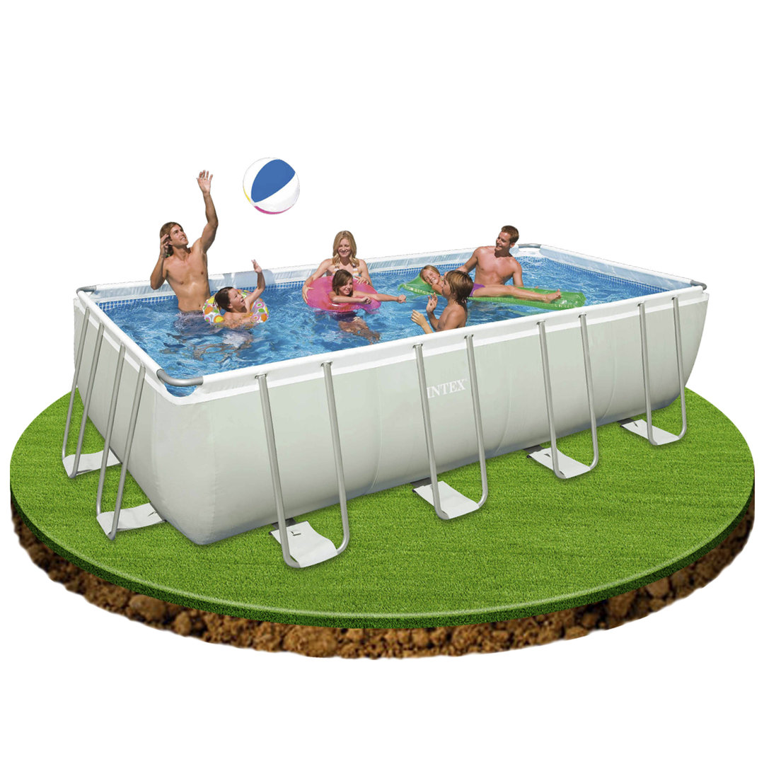 Ultra Frame Pool 549x274x132cm - Removable pools