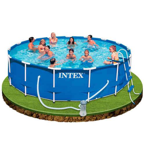 Piscinas elevadas de pvc o hinchables piscinas desmontables for Piscinas desmontables pvc ofertas