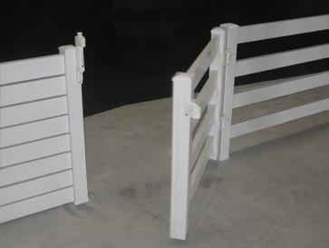Puerta para valla de pvc puerta para valla de piscina - Puertas de valla ...