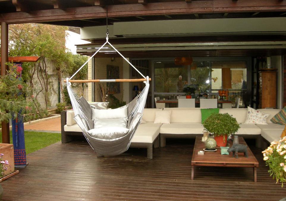 Hamaca hamaca para jardines y terrazas - Hamacas para terraza ...