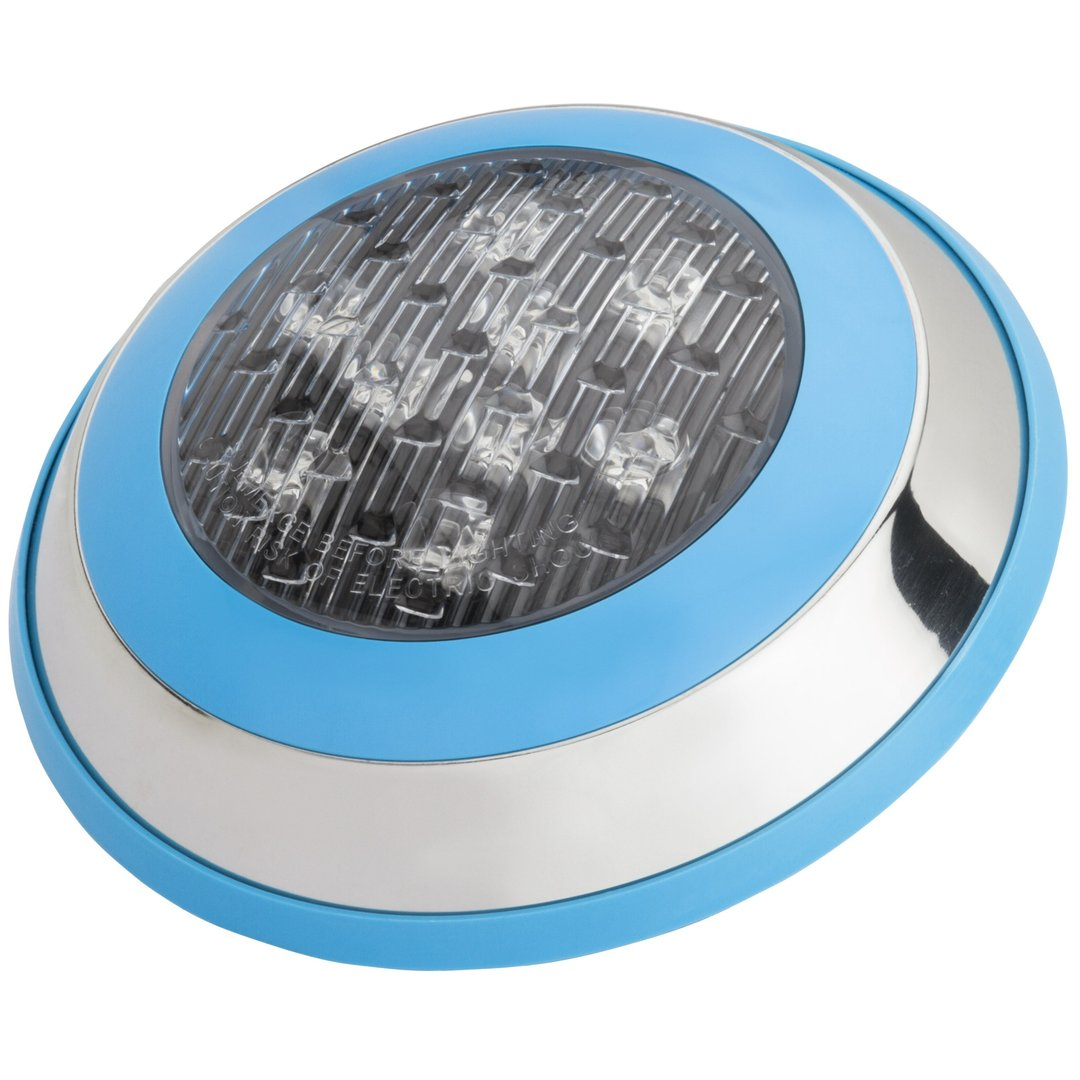 Foco led 9w multicolor para piscinas iluminaci n de piscinas - Foco led piscina ...