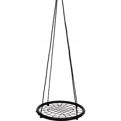 Swing type nest for garden and patio.