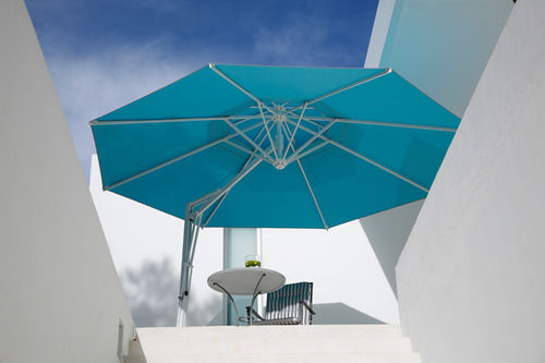 The Belvedere parasol is the quikest in the world