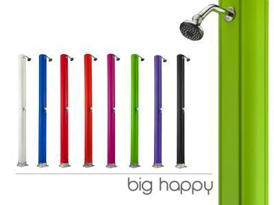 Ducha solar Big Happy de 40 litros
