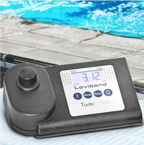 Water turbidity meter