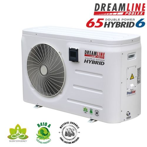Heat pump Dreamline Hybrid6 65