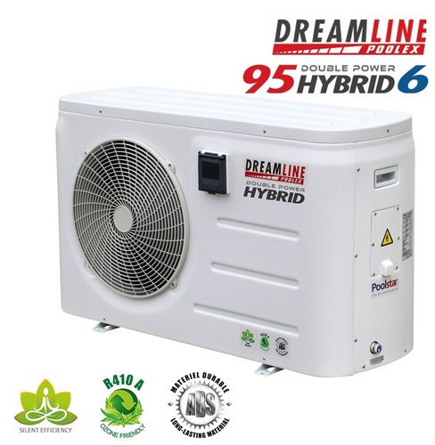 Heat pump Dreamline Hybrid6 95