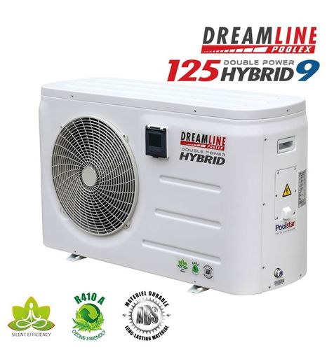 Heat pump Dreamline Hybrid9 125