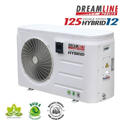 Heat pump Dreamline Hybrid12 125