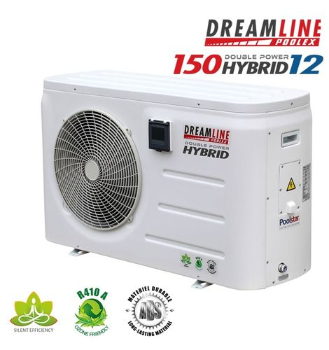 Heat pump Dreamline Hybrid12 150