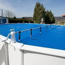 Winder for above ground pools