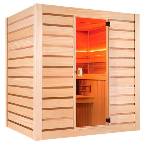 Eccolo Steam Sauna for 6 people