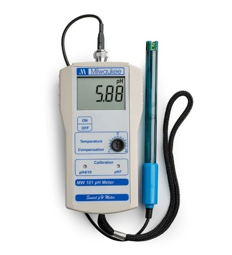 Portable PH Meter MW101 Milwaukee