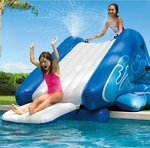Inflatable slide Intex 333 x 206 x 117 cm