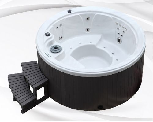 American Outdoor Genova Sterling Silver Jacuzzi
