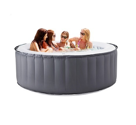 Inflatable whirlpool Silver C.180 x 180 x 70 cm