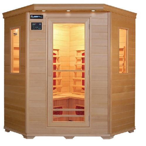 Trondheim Alfa Infrared Cabin for 4 people