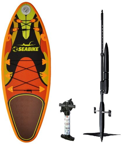 Seabike Spearfishing set for 3-5 km routes