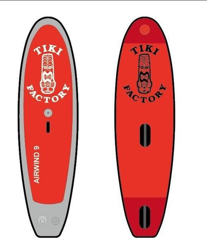 Board for Windsurf Airwind 9´ inflatable