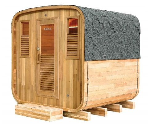 Gaïa Nova outdoor steam sauna