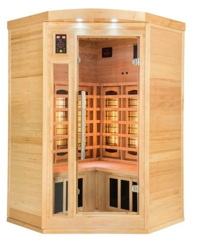 Apollon Quartz 2C Infrared Sauna