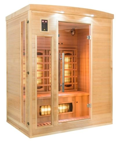 Apollon Quartz 3 Infrared Sauna