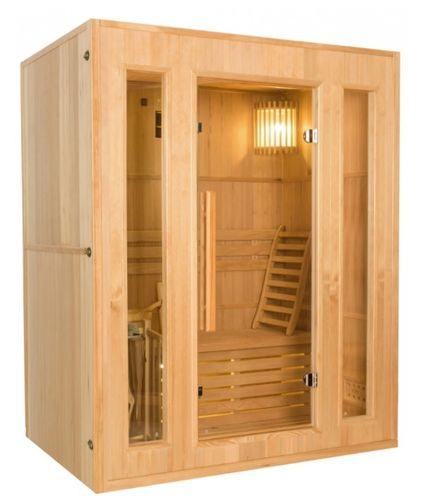 Zen 3 steam sauna for 3 people