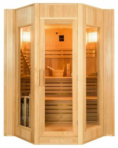 Zen 4 steam sauna for 4 people
